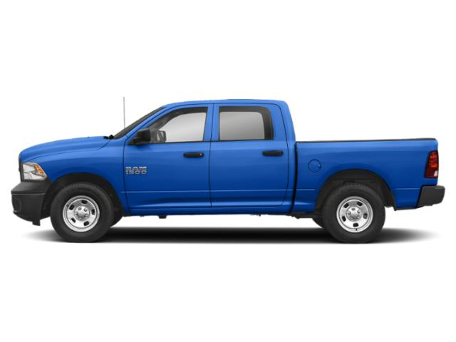 New Holland Blue 2018 Ram Truck 1500 Pictures 1500 Crew Cab Tradesman 4WD photos side view