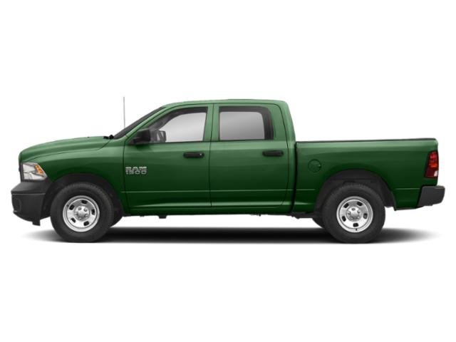 Tree Green 2018 Ram Truck 1500 Pictures 1500 Crew Cab Tradesman 4WD photos side view