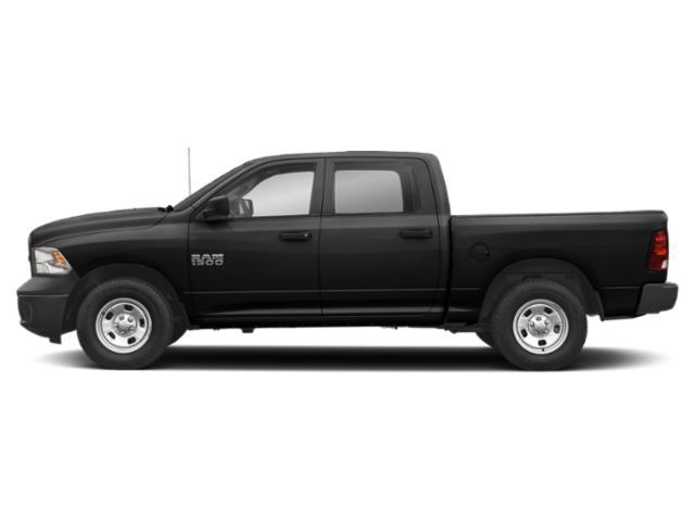 Brilliant Black Crystal Pearlcoat 2018 Ram Truck 1500 Pictures 1500 Crew Cab Tradesman 2WD photos side view