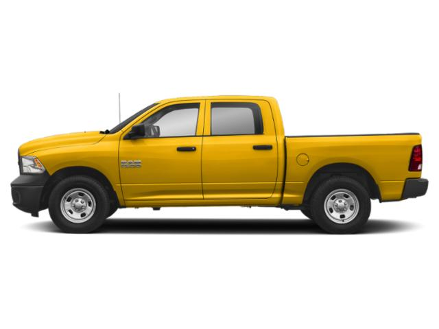 Yellow 2018 Ram Truck 1500 Pictures 1500 Express 4x4 Crew Cab 5'7 Box photos side view