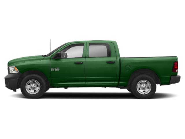 Tree Green 2018 Ram Truck 1500 Pictures 1500 Tradesman 4x2 Crew Cab 5'7 Box photos side view