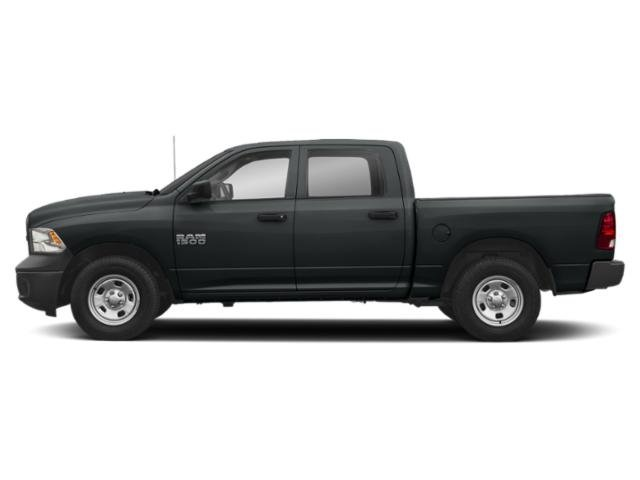 Maximum Steel Metallic Clearcoat 2018 Ram Truck 1500 Pictures 1500 Express 4x4 Crew Cab 5'7 Box photos side view