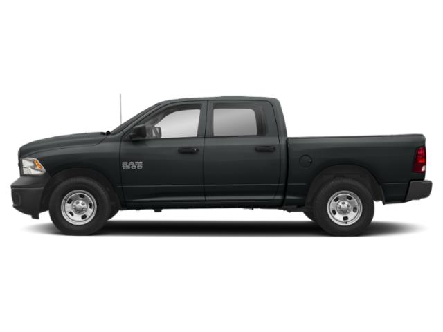 Maximum Steel Metallic Clearcoat 2018 Ram Truck 1500 Pictures 1500 Tradesman 4x2 Crew Cab 5'7 Box photos side view