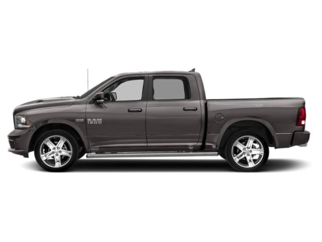 Granite Crystal Metallic Clearcoat 2018 Ram Truck 1500 Pictures 1500 Crew Cab Sport 2WD photos side view