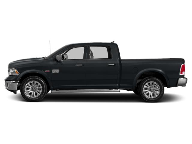 Maximum Steel Metallic Clearcoat 2018 Ram Truck 1500 Pictures 1500 Crew Cab Limited 2WD photos side view