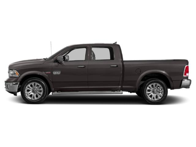 Granite Crystal Metallic Clearcoat 2018 Ram Truck 1500 Pictures 1500 Crew Cab Limited 2WD photos side view