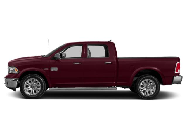Delmonico Red Pearlcoat 2018 Ram Truck 1500 Pictures 1500 Crew Cab Limited 2WD photos side view