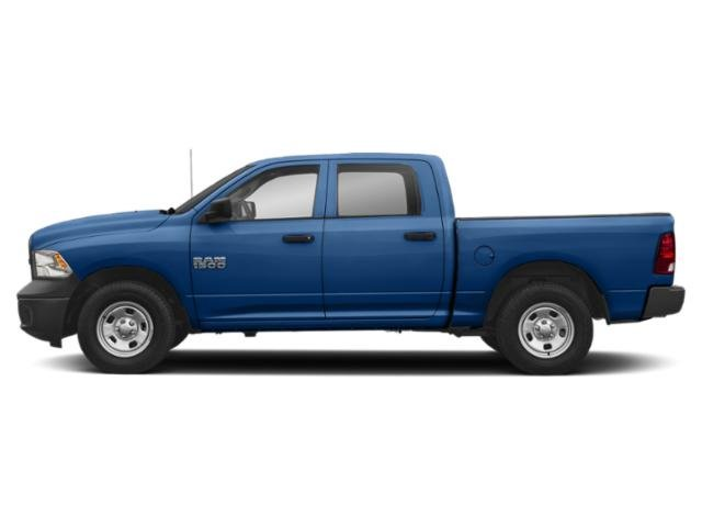 Blue Streak Pearlcoat 2018 Ram Truck 1500 Pictures 1500 Express 4x4 Crew Cab 5'7 Box photos side view