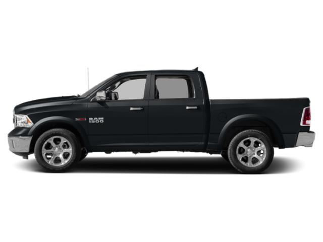 Maximum Steel Metallic Clearcoat 2018 Ram Truck 1500 Pictures 1500 Crew Cab Laramie 2WD photos side view