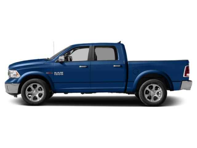 Blue Streak Pearlcoat 2018 Ram Truck 1500 Pictures 1500 Crew Cab Laramie 4WD photos side view