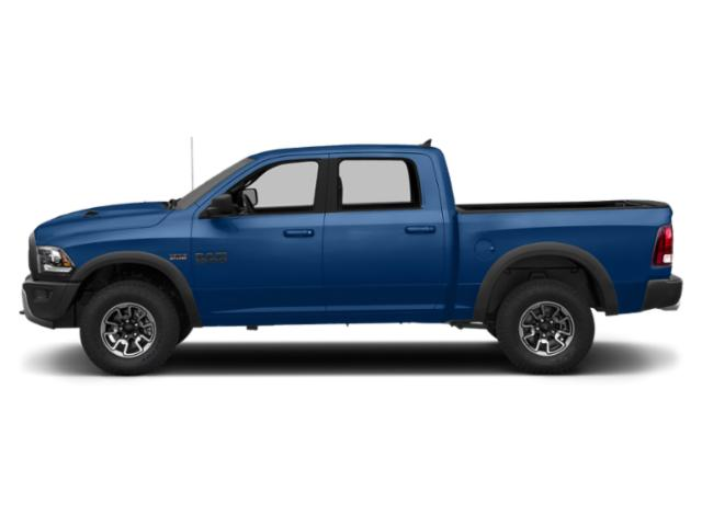 Blue Streak Pearlcoat 2018 Ram Truck 1500 Pictures 1500 Crew Cab Rebel 2WD photos side view