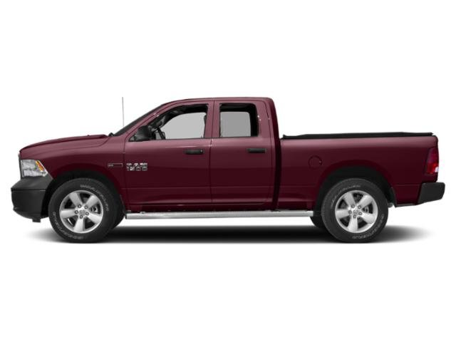 Delmonico Red Pearlcoat 2018 Ram Truck 1500 Pictures 1500 HFE 4x2 Quad Cab 6'4 Box photos side view