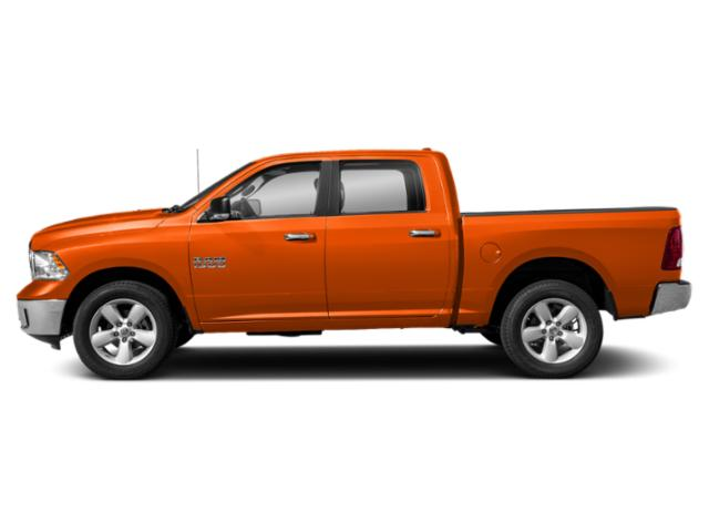 Omaha Orange 2018 Ram Truck 1500 Pictures 1500 Harvest 4x2 Crew Cab 5'7 Box *Ltd Avail* photos side view