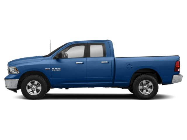 Blue Streak Pearlcoat 2018 Ram Truck 1500 Pictures 1500 Quad Cab SLT 2WD photos side view