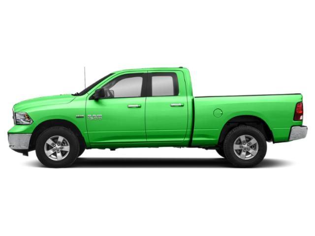 Hills Green 2018 Ram Truck 1500 Pictures 1500 Quad Cab SLT 2WD photos side view