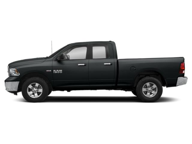 Maximum Steel Metallic Clearcoat 2018 Ram Truck 1500 Pictures 1500 Quad Cab SLT 2WD photos side view