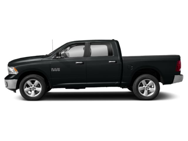 Maximum Steel Metallic Clearcoat 2018 Ram Truck 1500 Pictures 1500 Lone Star 4x2 Crew Cab 5'7 Box photos side view
