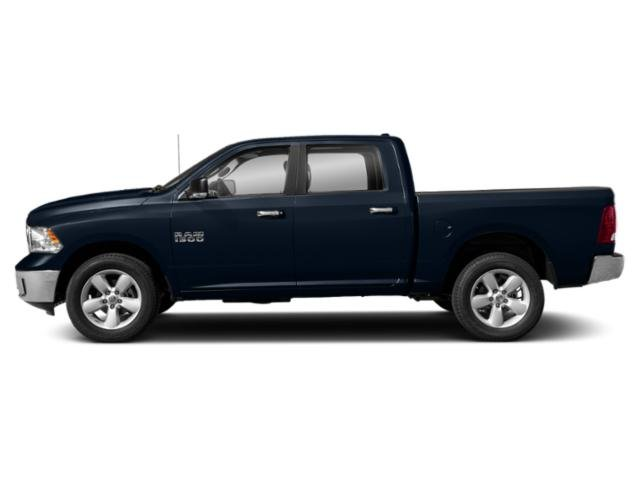 True Blue Pearlcoat 2018 Ram Truck 1500 Pictures 1500 Harvest 4x2 Crew Cab 5'7 Box *Ltd Avail* photos side view