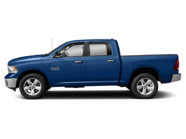 Blue Streak Pearlcoat 2018 Ram Truck 1500 Pictures 1500 Lone Star 4x2 Crew Cab 5'7 Box photos side view