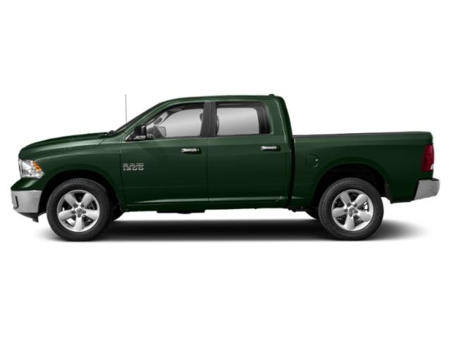 Timberline Green Pearlcoat 2018 Ram Truck 1500 Pictures 1500 Lone Star 4x2 Crew Cab 5'7 Box photos side view