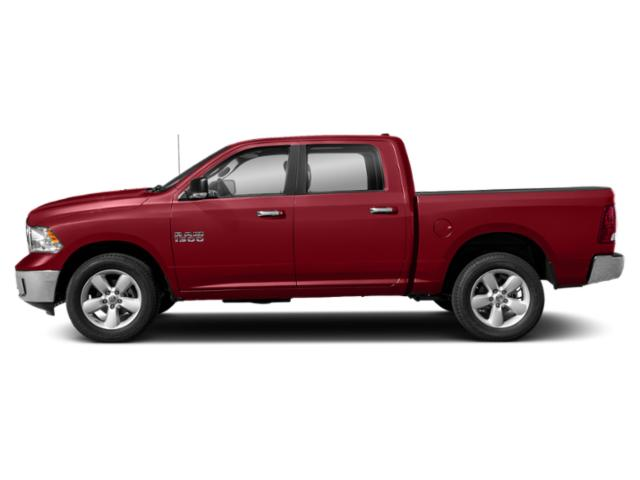 Flame Red Clearcoat 2018 Ram Truck 1500 Pictures 1500 Lone Star 4x2 Crew Cab 5'7 Box photos side view