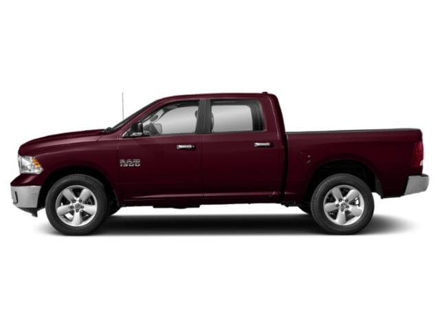 Delmonico Red Pearlcoat 2018 Ram Truck 1500 Pictures 1500 Lone Star 4x2 Crew Cab 5'7 Box photos side view