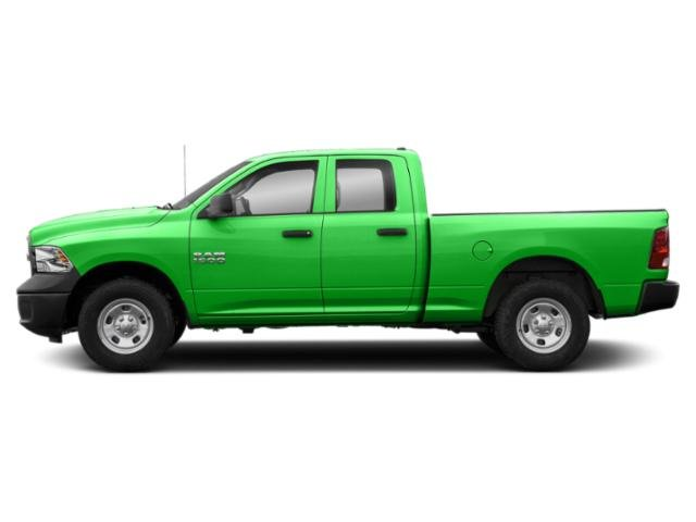 Hills Green 2018 Ram Truck 1500 Pictures 1500 Quad Cab Express 4WD photos side view