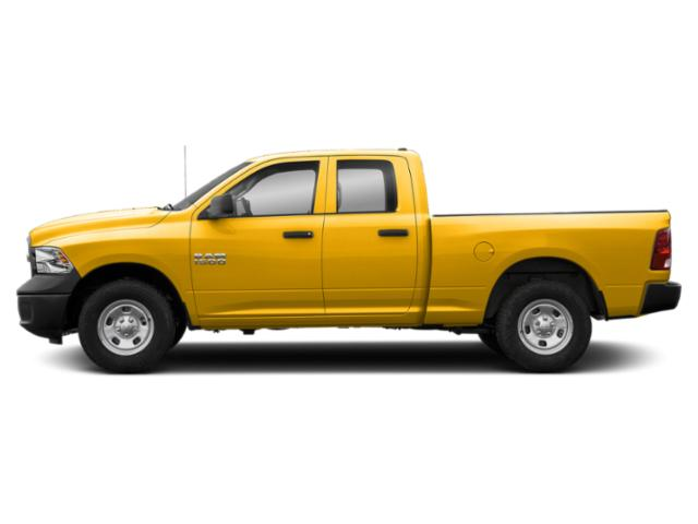 Yellow 2018 Ram Truck 1500 Pictures 1500 Quad Cab Express 4WD photos side view