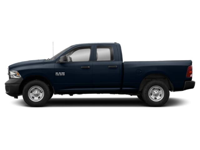 True Blue Pearlcoat 2018 Ram Truck 1500 Pictures 1500 Quad Cab Express 4WD photos side view