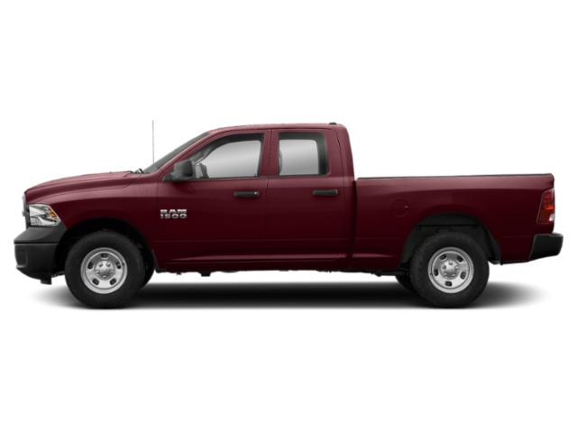 Delmonico Red Pearlcoat 2018 Ram Truck 1500 Pictures 1500 Quad Cab Express 4WD photos side view