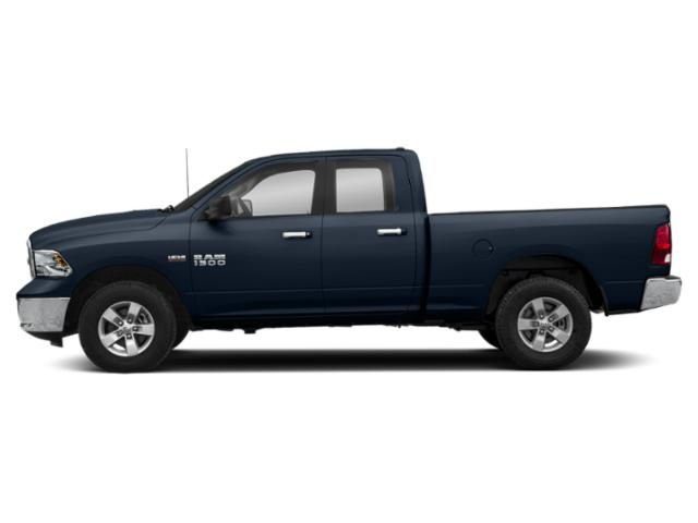True Blue Pearlcoat 2018 Ram Truck 1500 Pictures 1500 Big Horn 4x4 Quad Cab 6'4 Box photos side view