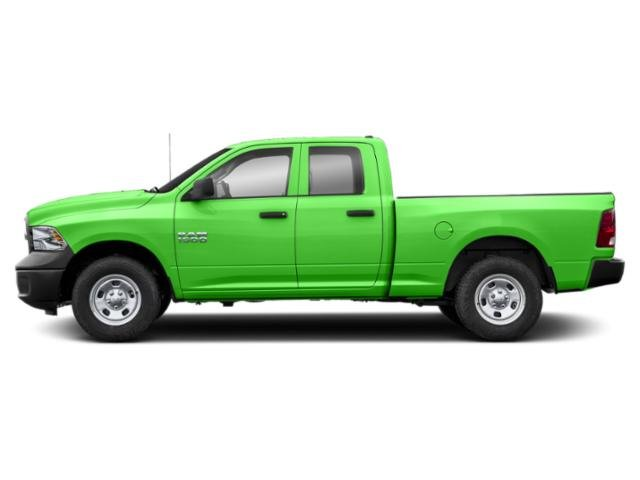 Hills Green 2018 Ram Truck 1500 Pictures 1500 Express 4x4 Quad Cab 6'4 Box photos side view