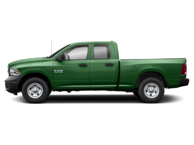Tree Green 2018 Ram Truck 1500 Pictures 1500 Express 4x4 Quad Cab 6'4 Box photos side view