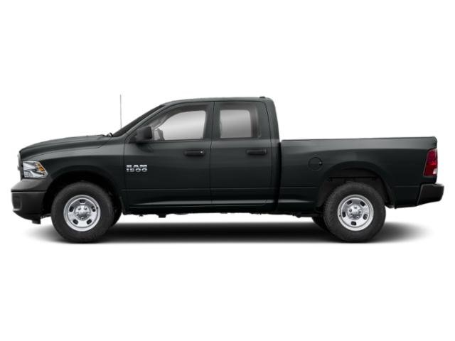 Maximum Steel Metallic Clearcoat 2018 Ram Truck 1500 Pictures 1500 Express 4x4 Quad Cab 6'4 Box photos side view