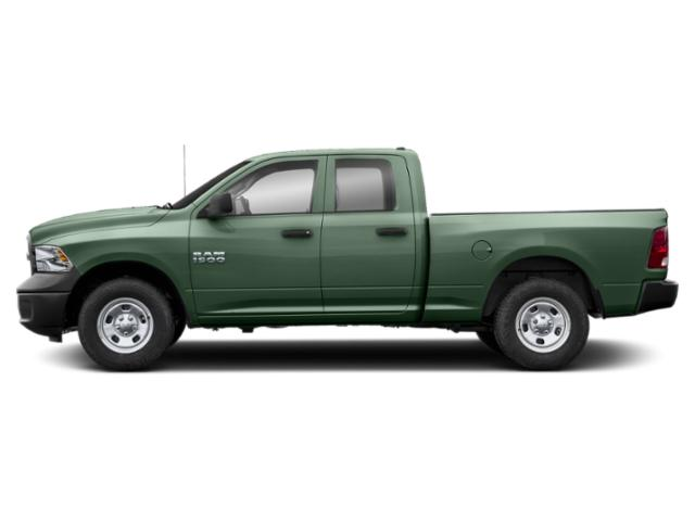 Timberline Green Pearlcoat 2018 Ram Truck 1500 Pictures 1500 Express 4x4 Quad Cab 6'4 Box photos side view