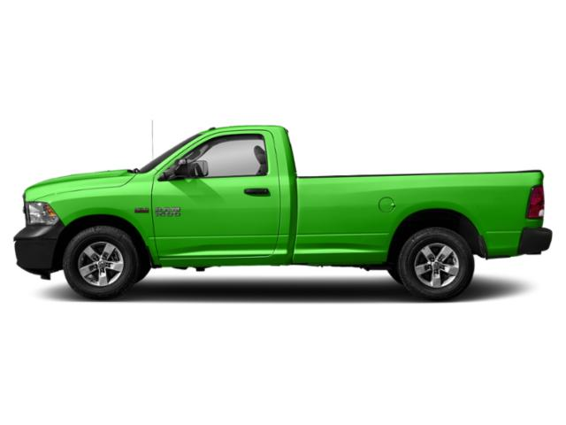 Hills Green 2018 Ram Truck 1500 Pictures 1500 Express 4x2 Reg Cab 6'4 Box photos side view