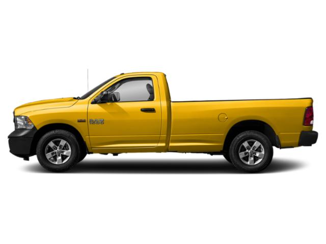Yellow 2018 Ram Truck 1500 Pictures 1500 Express 4x2 Reg Cab 6'4 Box photos side view