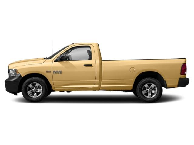 Light Cream 2018 Ram Truck 1500 Pictures 1500 Express 4x2 Reg Cab 6'4 Box photos side view