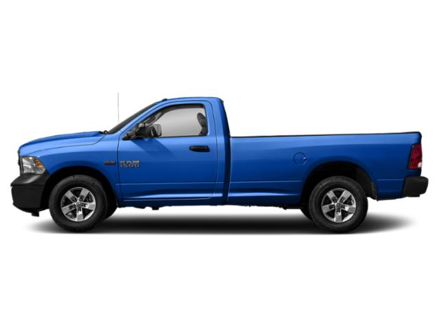 New Holland Blue 2018 Ram Truck 1500 Pictures 1500 Express 4x2 Reg Cab 6'4 Box photos side view