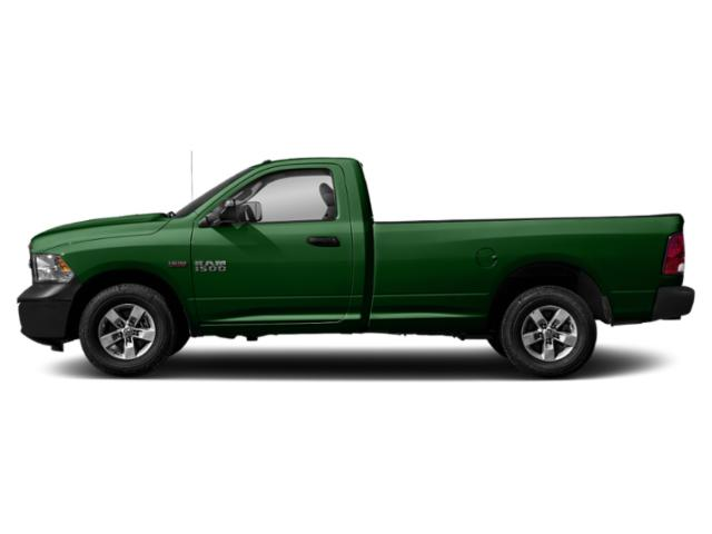 Tree Green 2018 Ram Truck 1500 Pictures 1500 Express 4x2 Reg Cab 6'4 Box photos side view