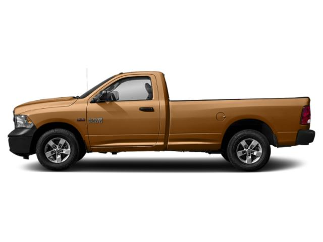 Power Tan 2018 Ram Truck 1500 Pictures 1500 Express 4x2 Reg Cab 6'4 Box photos side view