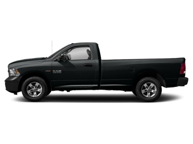 Maximum Steel Metallic Clearcoat 2018 Ram Truck 1500 Pictures 1500 Express 4x2 Reg Cab 6'4 Box photos side view