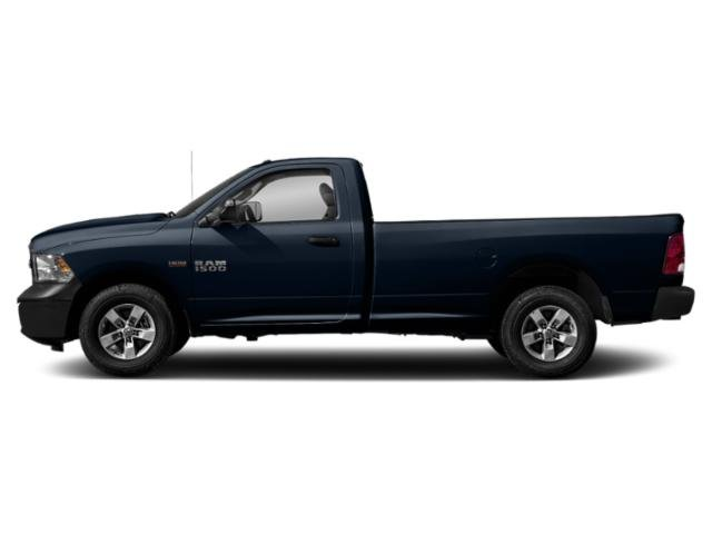 True Blue Pearlcoat 2018 Ram Truck 1500 Pictures 1500 Express 4x2 Reg Cab 6'4 Box photos side view