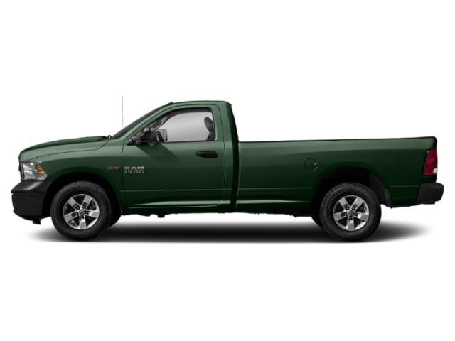 Timberline Green Pearlcoat 2018 Ram Truck 1500 Pictures 1500 Express 4x2 Reg Cab 6'4 Box photos side view