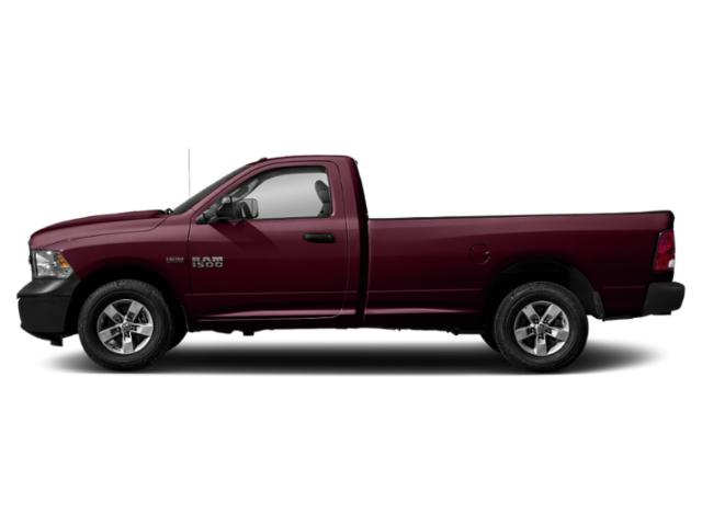 Delmonico Red Pearlcoat 2018 Ram Truck 1500 Pictures 1500 Express 4x2 Reg Cab 6'4 Box photos side view