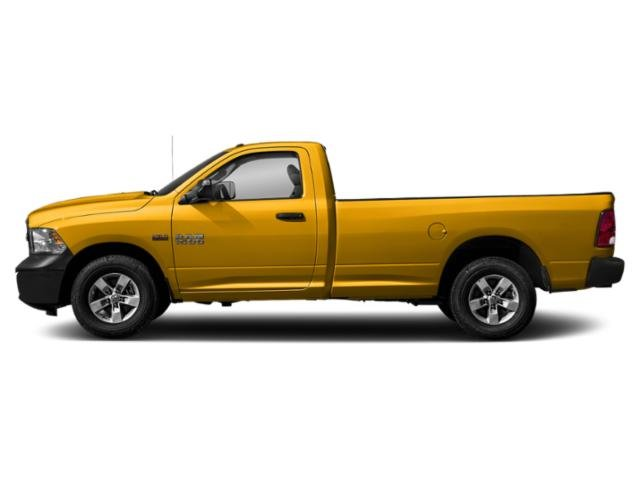Detonator Yellow Clearcoat 2018 Ram Truck 1500 Pictures 1500 Express 4x2 Reg Cab 6'4 Box photos side view