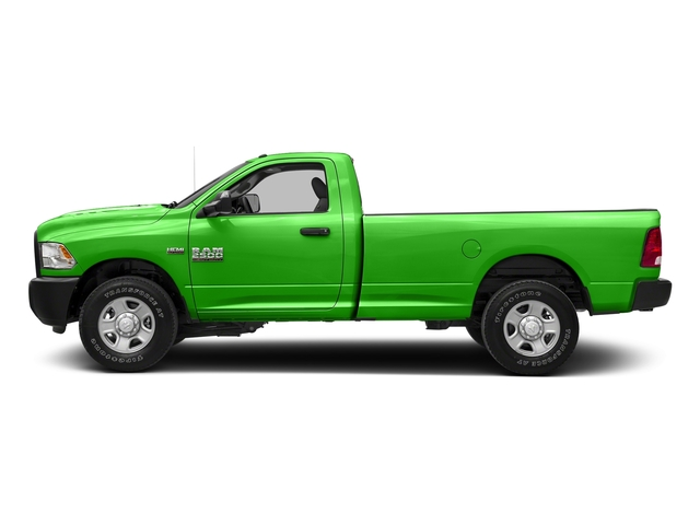 Hills Green 2018 Ram Truck 2500 Pictures 2500 SLT 4x4 Reg Cab 8' Box photos side view