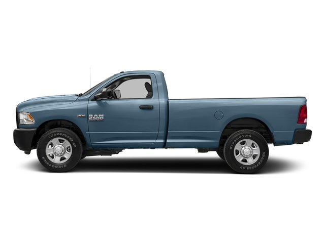 Robin Egg Blue 2018 Ram Truck 2500 Pictures 2500 SLT 4x4 Reg Cab 8' Box photos side view