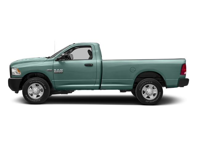 Light Green 2018 Ram Truck 2500 Pictures 2500 SLT 4x4 Reg Cab 8' Box photos side view