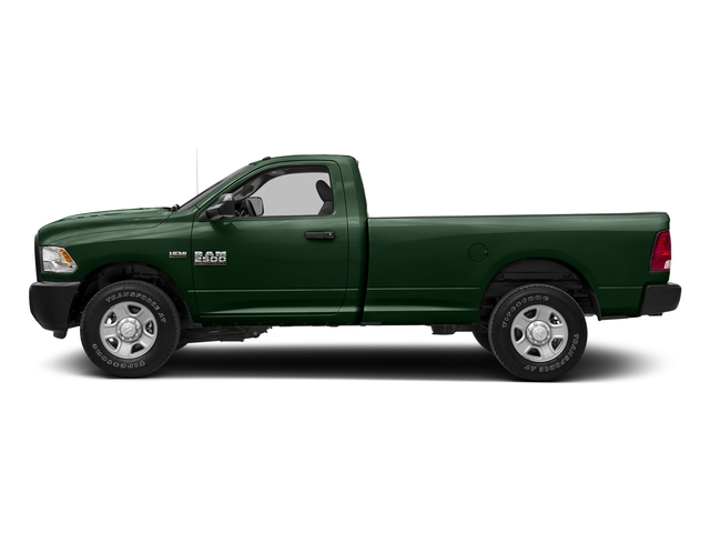 Timberline Green Pearlcoat 2018 Ram Truck 2500 Pictures 2500 SLT 4x4 Reg Cab 8' Box photos side view